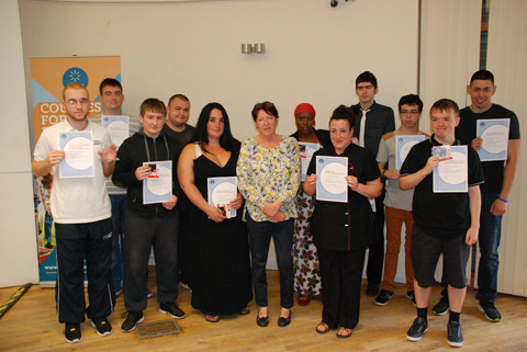 Student Ward Winners 2015