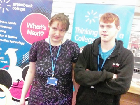 Community Ambassadors at the Your Future Your Choice Event in New Brighton Floral Pavillion