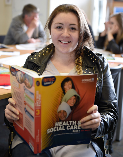 Leah Cameron - Health & Social Care Student