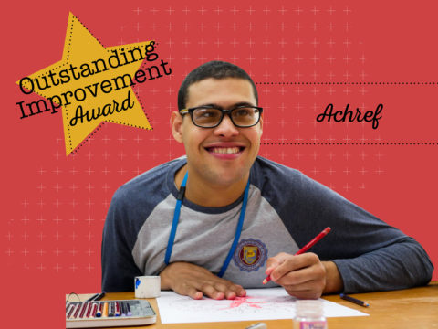 Outstanding Improvement Award - Achref